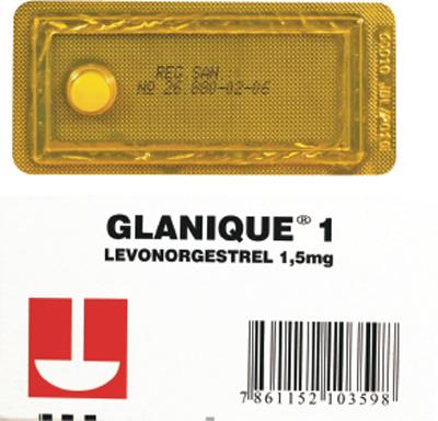 Secufem Levonorgestrel 1 5 Mg