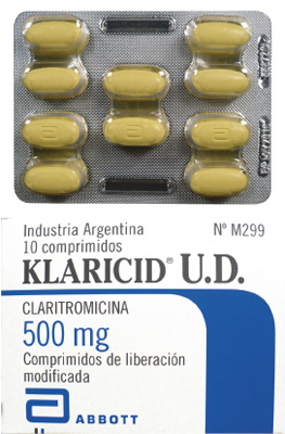 Klaricid U D